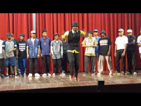 Locking Prelims showcase - Mr. V aka Saurabh Verma | Indian Premiere Locking Vol.3