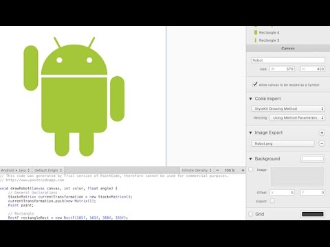 PaintCode - Android