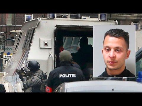 Paris Attacks Suspect Arrested in Brussels Raid