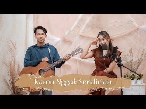 Tipe X - Kamu Nggak Sendirian Cover Live By Diahayuamalia & Riziki