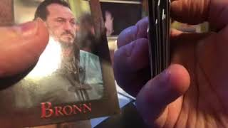 2018 Rittenhouse Game of Thrones Season 7 Box Break Recap and Review