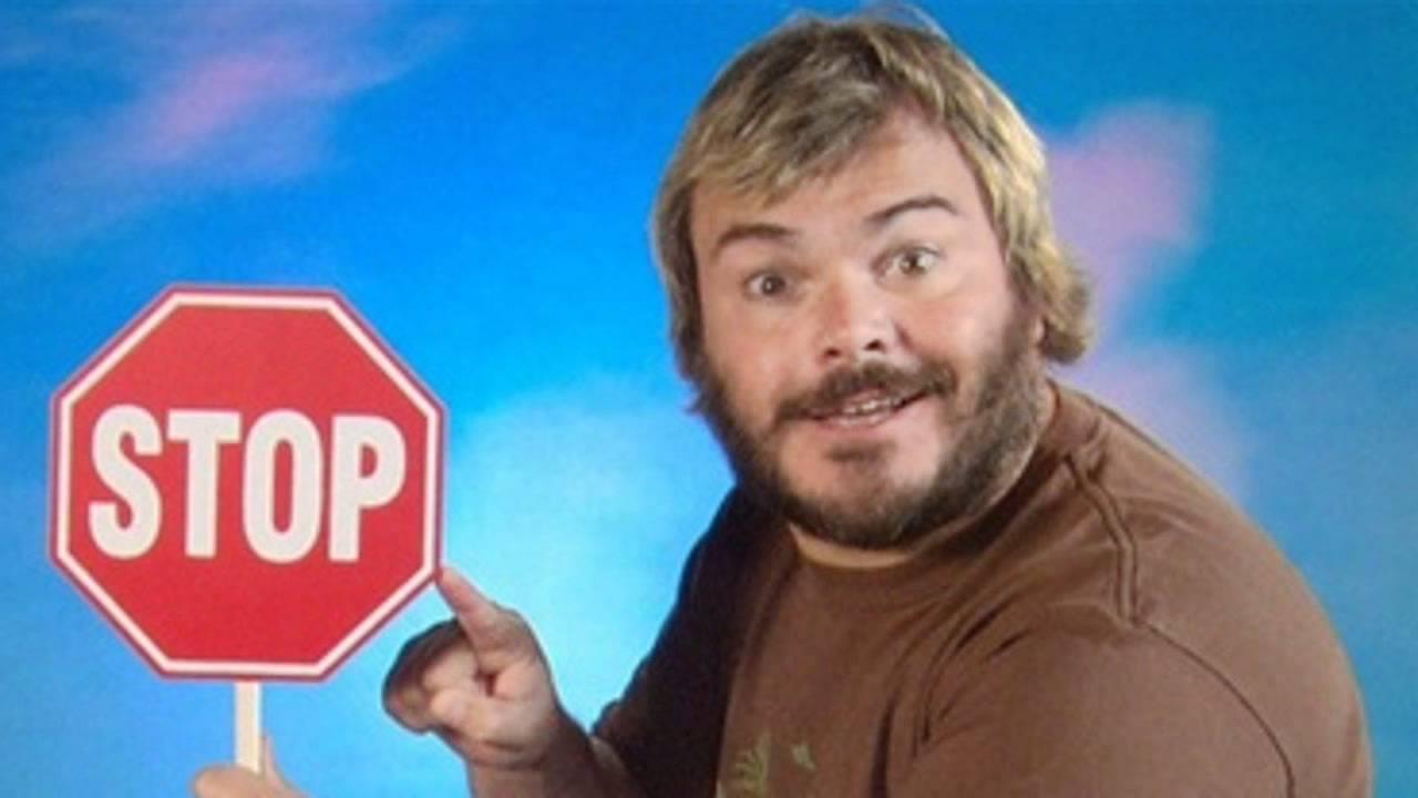 Jack Black's MANSNOG - OCTAGON - YouTube Jack Black Stop Sign