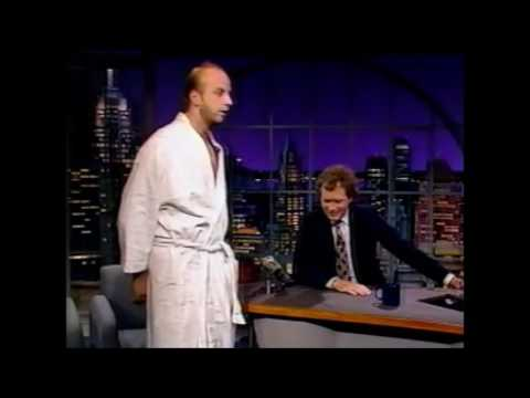 Chris Elliott Leads the Filthy Masses to Letterman's er