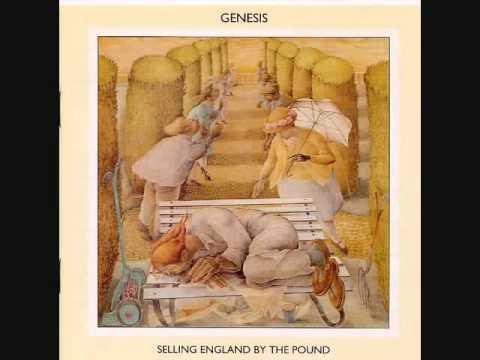 Genesis - 'Cinema Show' and 'Aisle of Plenty' (Álbum ''Selling England by the Pound'' - 1973) mp3