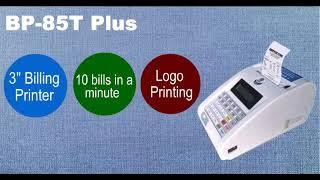 WeP 85tplus Retail Billing Printer