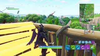 New Fortnite RAVAGE Skin Gameplay 50v50