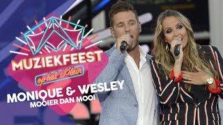 Wesley Klein & Monique Smit - Mooier dan mooi   Sterren Muziekfeest op het Plein