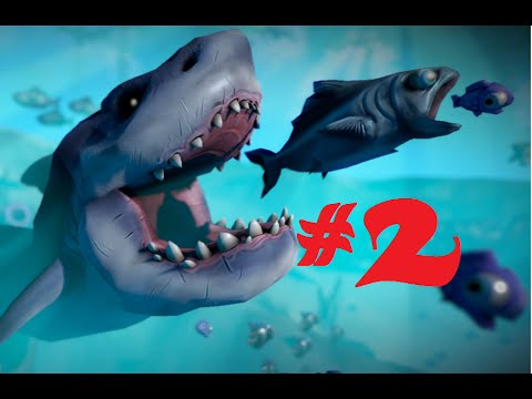 Feed and grow fish simulator dammit shark gameplay for Fed and grow fish