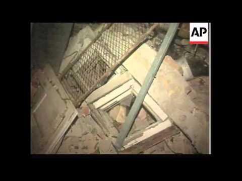YUGOSLAVIA: BELGRADE: NATO ATTACKS AFTERMATH