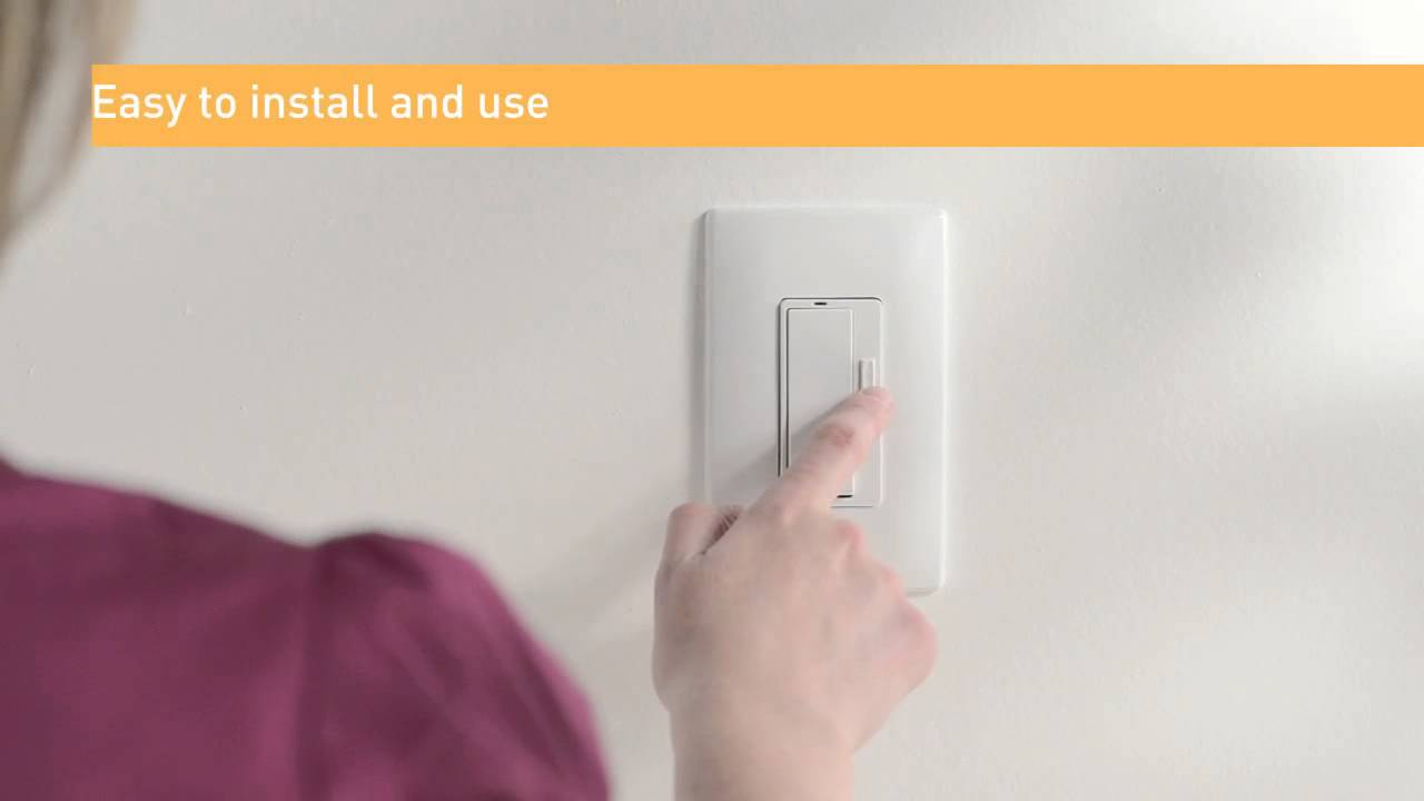 pass seymour harmony tru universal dimmer for homeowners [ 1280 x 720 Pixel ]