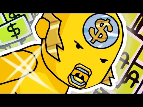 Thumbnail: SUMMONING A MONEY GOD!!! | Scribblenauts Unlimited #8