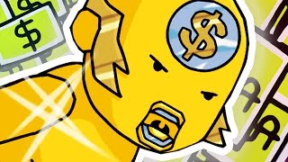 SUMMONING A MONEY GOD!!! | Scribblenauts Unlimited #8