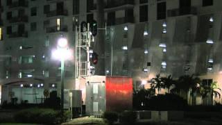 (HD) Thursday Night Hollywood Railfanning 03.17.2011