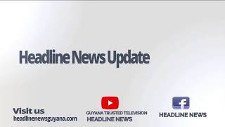 GUYANA TRUSTED TELEVISION HEADLINE NEWS 1st OCTOBER, 2019