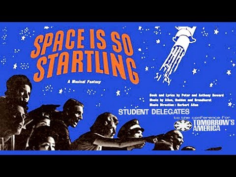 Space is So Startling – Student Delegates to The Conference for Tomorrow's America