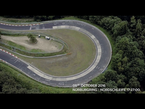 The highest feat at Nürburgring is coming!