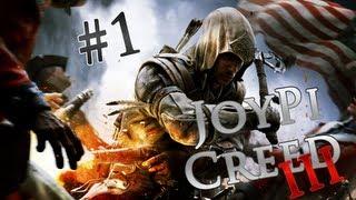Assassin's Creed III : #1 Zabójstwo w Operze - JoyPi Let's Play