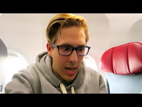 I LOST MY PASSPORT ON THE PLANE! | Evan Edinger Travel