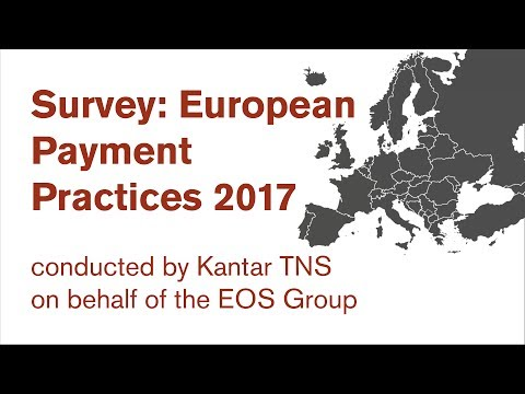 Debt management as economic driver EOS European Payment Practices 2017