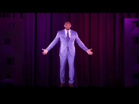 Harms - This Kobe Bryant Hologram is Kinda Creepy