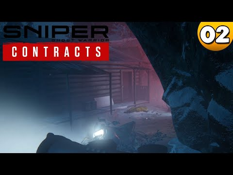 Let's Play Sniper Ghost Warrior Contracts - Spion Des Kunden 👑 #002 [Deutsch/German][1440p]