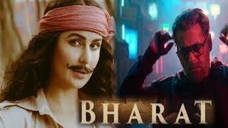 2ND Poster Release BHARAT Film Salman khan Katrina kaif