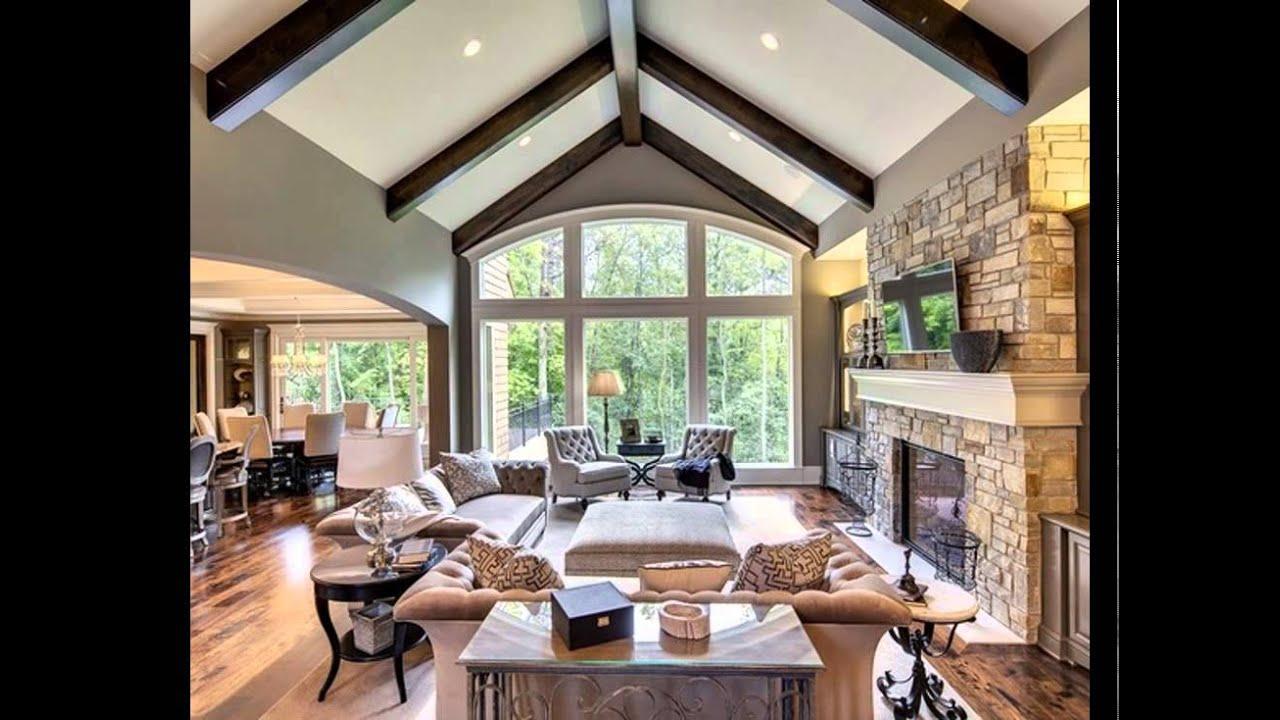 Wohnzimmer Design-Ideen 2016 - YouTube