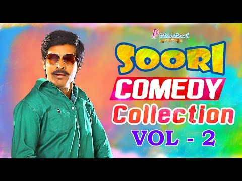 Soori Comedy Collection | Vol 2 | Soori Comedy Scenes | Soori Comedy | Soori Tamil Comedy