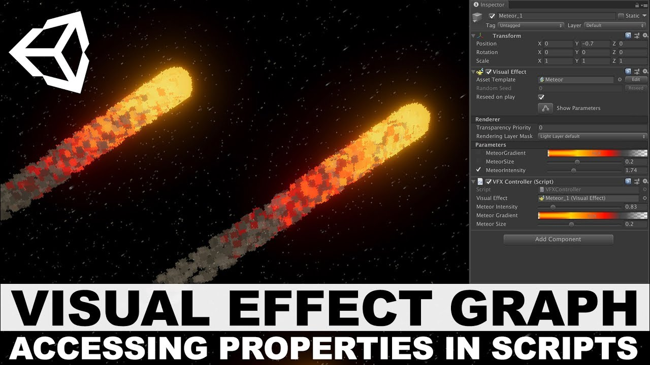 Unity Vfx Graph Tutorial