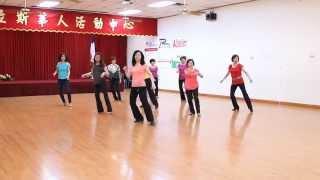 No Sunshine - Line Dance (Dance & Teach)