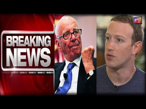 BREAKING: Rupert Murdoch Just Went To WAR with Facebook with GAME CHANGING Call Leftists Will HATE