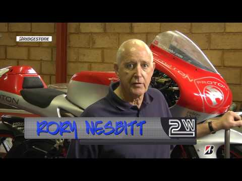 Proton KR3 Kenny Roberts Runs after 15 years