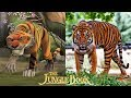 The Jungle Book Characters In Real Life | All Characters 2017
