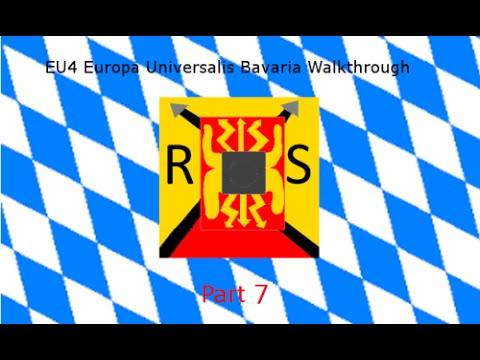 EU4 Bavaria Walkthrough Part 7 We are done
