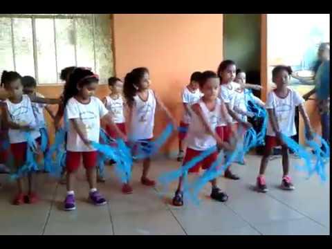 """Água ( Música Infantil ) - """"Cantinho do Saber"""""""