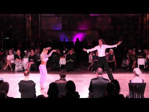 Nathan Brouwer & Dena Weiner -Pro Cabaret Theater Arts Nevada Ball 8-2017