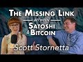 The Missing Link between Satoshi & Bitcoin: Cypherpunk Scott Stornetta