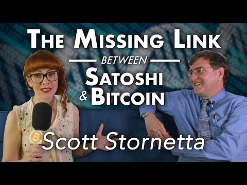 The Missing Link between Satoshi & Bitcoin: Cypherpunk Scott Stornetta