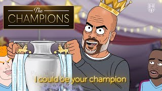 The Champions Theme Song in Full (Lyric Video)