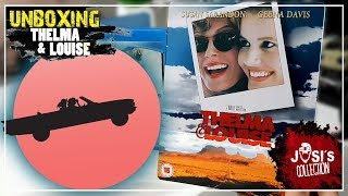 [BLU-RAY] Unboxing Thelma e Louise Metalpack Steelbook