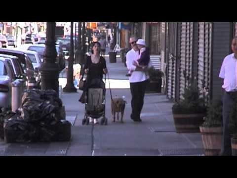 AudioMulch Improv - A Walk in Brooklyn