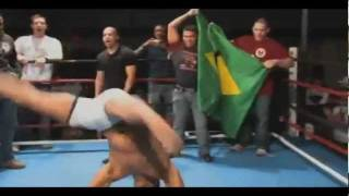 "Capoeira Mixed Martial Arts Marcus ""Lelo"" Aurelio Highlight"