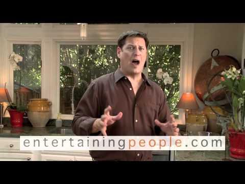 PORTER BROOKS CELEBRITY CHEF/TV HOST/AUTHOR  American Sunday Soul Dinner- Part One