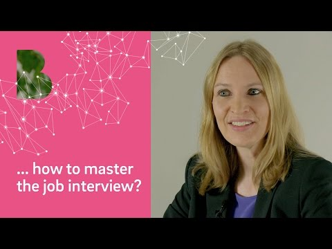 How to master the job interview? Roland Berger colleagues explain