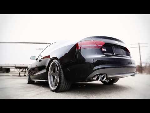 Pfaff Tuning Audi S5 on Forgeline CF3C Wheels