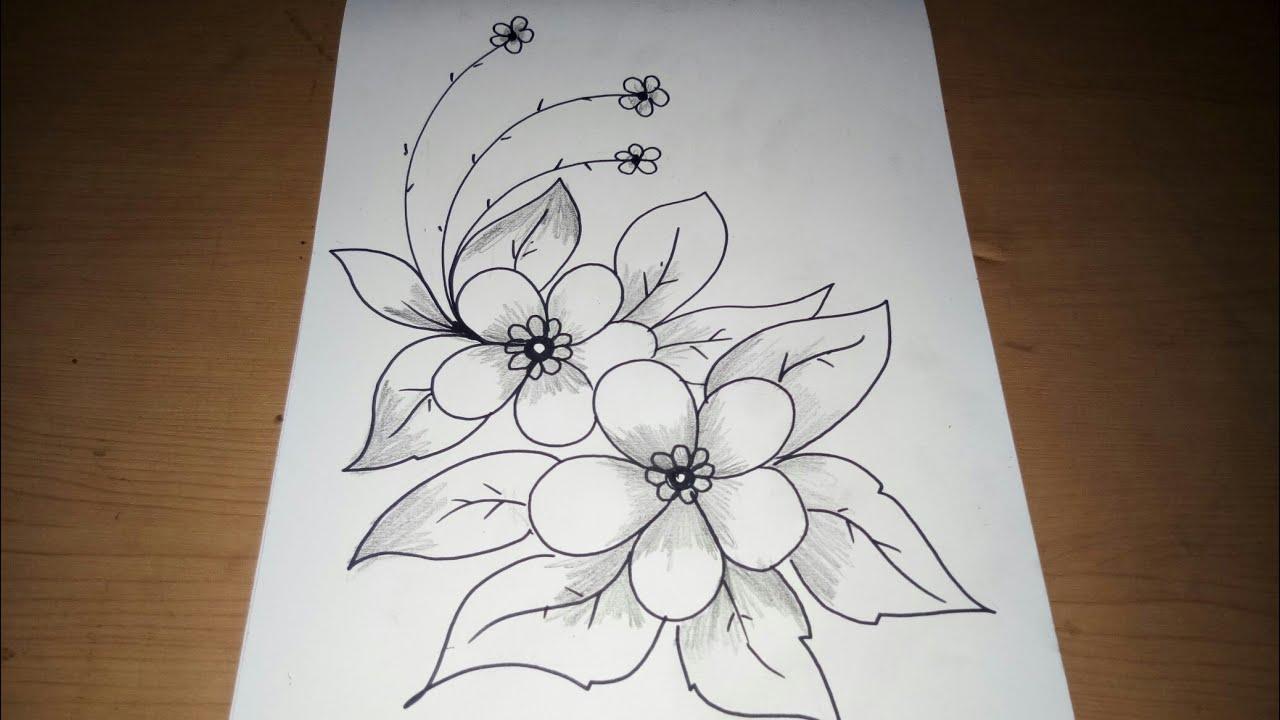 Paling Keren 12+ Gambar Bunga Buat Batik   Koleksi Bunga HD