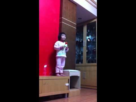 Trần Bông đọc thơ Lời Chào, Bạn Mới Đến Trường, Yêu Mẹ