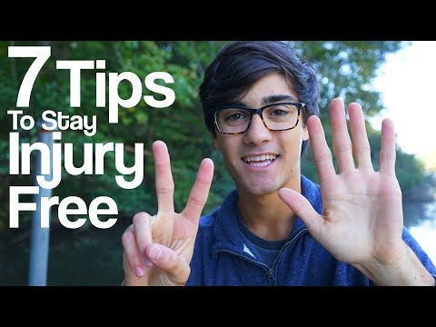 How to Stay Injury Free as a Runner | My 7 Best Tips!
