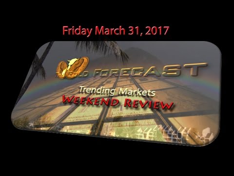 Silver And Gold Among 1st Quarter Winners - 03/31/2017