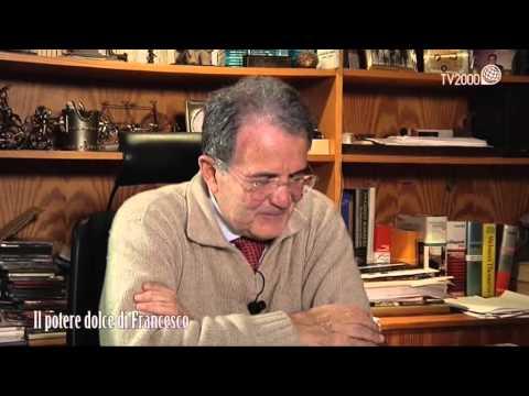 """""""Il potere dolce di Francesco - Jorge Mario Bergoglio visto da Romano Prodi"""""""